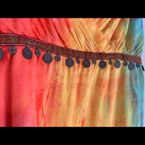 Summer cocktail dress, ABS by Allen Schwartz